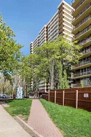 Photo 2: 1208 9909 104 Street in Edmonton: Zone 12 Condo for sale : MLS®# E4199280