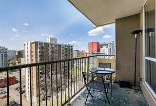 Photo 18: 1208 9909 104 Street in Edmonton: Zone 12 Condo for sale : MLS®# E4199280