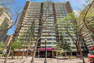 Photo 3: 1208 9909 104 Street in Edmonton: Zone 12 Condo for sale : MLS®# E4199280
