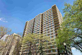 Photo 1: 1208 9909 104 Street in Edmonton: Zone 12 Condo for sale : MLS®# E4199280