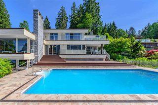 Main Photo: 3488 MARINE Avenue: Belcarra House for sale (Port Moody)  : MLS®# R2461035
