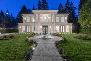 Main Photo: 380 ST. JAMES Crescent in West Vancouver: British Properties House for sale : MLS®# R2465605