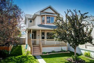 Main Photo: 85 BRIDLEGLEN Manor SW in Calgary: Bridlewood Detached for sale : MLS®# C4306407