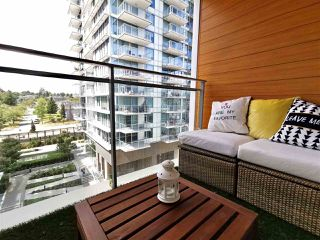 """Photo 17: 912 455 SW MARINE Drive in Vancouver: Marpole Condo for sale in """"W1"""" (Vancouver West)  : MLS®# R2486188"""