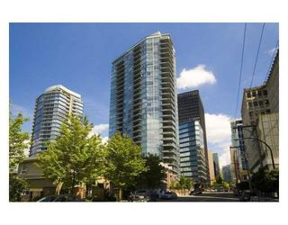 Photo 1: # 802 1205 W HASTINGS ST in Vancouver: Condo for sale : MLS®# V865493