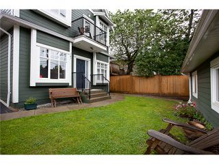 Photo 10: 1783 E 15TH AV in Vancouver: Grandview VE Condo for sale (Vancouver East)  : MLS®# V900671