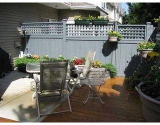 "Photo 9: 16 5988 BLANSHARD Drive in Richmond: Terra Nova Townhouse for sale in ""RIVIERA GARDENS"" : MLS®# V666295"