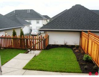 "Photo 5: 7021 180TH Street in Surrey: Cloverdale BC Townhouse for sale in ""PROVINCETON"" (Cloverdale)  : MLS®# F2730643"