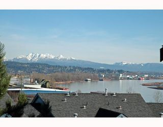 """Photo 10: 76 323 GOVERNORS Court in New_Westminster: Fraserview NW Townhouse for sale in """"Governors Court"""" (New Westminster)  : MLS®# V689881"""
