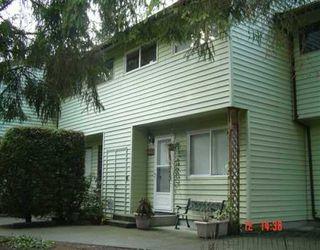 "Photo 1: 3208 GANYMEDE Drive in Burnaby: Simon Fraser Hills Townhouse for sale in ""SIMON FRASER VILLAGE"" (Burnaby North)  : MLS®# V631239"