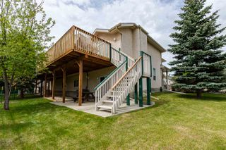 Photo 30: 21 1601 COVER BAR Road: Sherwood Park House Half Duplex for sale : MLS®# E4198175