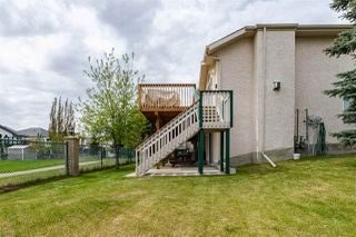 Photo 29: 21 1601 CLOVER BAR Road: Sherwood Park House Half Duplex for sale : MLS®# E4198175
