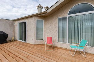 Photo 39: 21 1601 CLOVER BAR Road: Sherwood Park House Half Duplex for sale : MLS®# E4198175