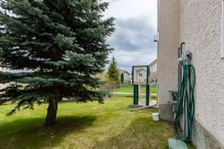 Photo 28: 21 1601 COVER BAR Road: Sherwood Park House Half Duplex for sale : MLS®# E4198175