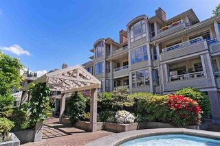 "Photo 31: 110 3777 W 8TH Avenue in Vancouver: Point Grey Condo for sale in ""THE CUMBERLAND"" (Vancouver West)  : MLS®# R2461300"