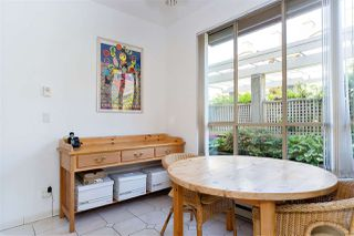 "Photo 10: 110 3777 W 8TH Avenue in Vancouver: Point Grey Condo for sale in ""THE CUMBERLAND"" (Vancouver West)  : MLS®# R2461300"