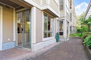 "Photo 27: 110 3777 W 8TH Avenue in Vancouver: Point Grey Condo for sale in ""THE CUMBERLAND"" (Vancouver West)  : MLS®# R2461300"