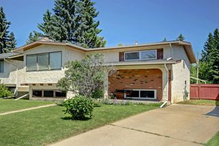 Photo 2: 420 CEDARPARK Drive SW in Calgary: Cedarbrae Detached for sale : MLS®# A1014322
