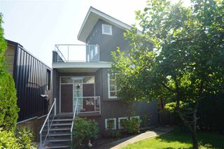 Main Photo: 3370 COLLINGWOOD Street in Vancouver: Dunbar House for sale (Vancouver West)  : MLS®# R2498588