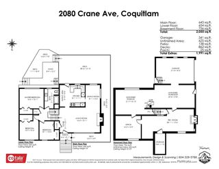 Photo 2: 2080 CRANE Avenue in Coquitlam: Central Coquitlam House for sale : MLS®# R2498876