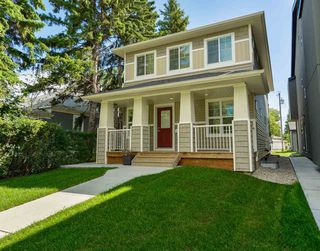Main Photo: 7109 106 Street NW in Edmonton: Zone 15 House for sale : MLS®# E4218940
