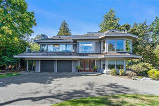 Main Photo: 2276 Arbutus Rd in : SE Arbutus House for sale (Saanich East)  : MLS®# 859383