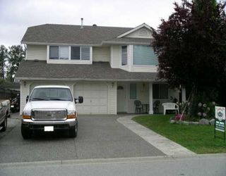 Photo 1: 11679 232A Street in Maple Ridge: Cottonwood MR House for sale : MLS®# V634890
