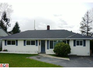 Photo 1: 11103 135A ST in Surrey: House for sale : MLS®# F1016070