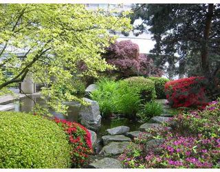 """Photo 9: 1605 1288 ALBERNI Street in Vancouver: West End VW Condo for sale in """"THE PALISADES"""" (Vancouver West)  : MLS®# V645039"""