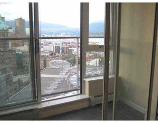 "Photo 6: 2505 58 KEEFER Place in Vancouver: Downtown VW Condo for sale in ""THE FIRENZE"" (Vancouver West)  : MLS®# V649156"
