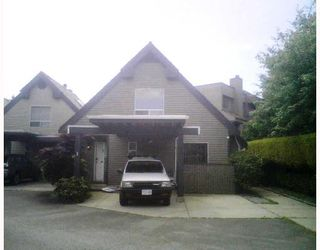"Photo 2: 1 8700 BLUNDELL Road in Richmond: Garden City Townhouse for sale in ""BLUNDELL GARDENS"" : MLS®# V650277"