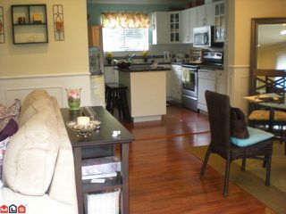"Photo 1: # 48 10848 152ND ST in Surrey: Bolivar Heights Condo for sale in ""Woodbridge Estates"" (North Surrey)  : MLS®# F1113020"