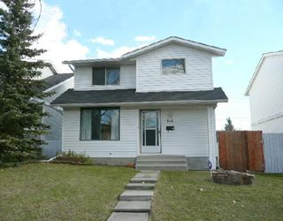Photo 1:  in CALGARY: Ranchlands Residential Detached Single Family for sale (Calgary)  : MLS®# C3293356