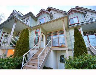 Photo 1: 1307 BRUNETTE Avenue in Coquitlam: Maillardville Townhouse for sale : MLS®# V685987