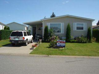 Photo 1: #115 - 4714 MUIR ROAD in COURTENAY: Comox Valley Mobile for sale (Vancouver Island/Smaller Islands)  : MLS®# 219603