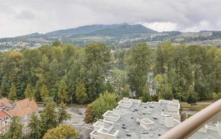 "Photo 15: 1501 1199 EASTWOOD Street in Coquitlam: North Coquitlam Condo for sale in ""The Selkirk"" : MLS®# R2404529"