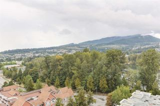 "Photo 16: 1501 1199 EASTWOOD Street in Coquitlam: North Coquitlam Condo for sale in ""The Selkirk"" : MLS®# R2404529"