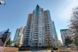 "Main Photo: 1501 1199 EASTWOOD Street in Coquitlam: North Coquitlam Condo for sale in ""The Selkirk"" : MLS®# R2404529"