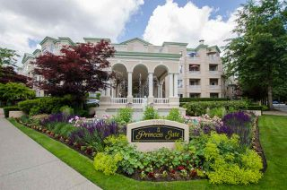 "Main Photo: 102 2995 PRINCESS Crescent in Coquitlam: Canyon Springs Condo for sale in ""PRINCESS GATE"" : MLS®# R2413328"