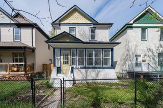 Photo 1: 488 Simcoe Street in Winnipeg: West End House for sale (5A)  : MLS®# 1912836