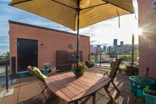 Photo 35: 209 10105 95 Street in Edmonton: Zone 13 Townhouse for sale : MLS®# E4203992