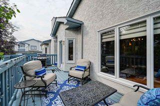 Photo 42: 8 1130 FALCONER Road in Edmonton: Zone 14 Townhouse for sale : MLS®# E4211078