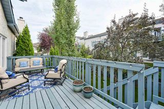 Photo 40: 8 1130 FALCONER Road in Edmonton: Zone 14 Townhouse for sale : MLS®# E4211078