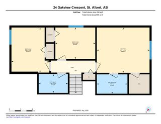 Photo 43: 24 Oakview Crescent: St. Albert House for sale : MLS®# E4219200