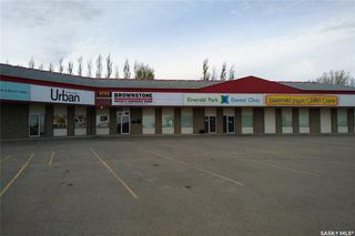 Photo 1: 320 Great Plains Road in Emerald Park: Commercial for lease : MLS®# SK831905