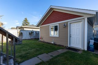 Photo 35: 385 GRIESBACH_SCHOOL Road in Edmonton: Zone 27 House for sale : MLS®# E4220230
