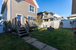 Photo 33: 385 GRIESBACH_SCHOOL Road in Edmonton: Zone 27 House for sale : MLS®# E4220230