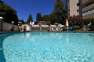 Photo 4: 415 1425 ESQUIMALT AVENUE in West Vancouver: Ambleside Condo for sale : MLS®# R2464523