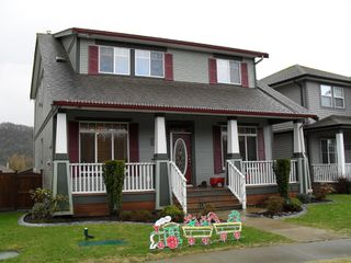 "Photo 1: 32624 STEPHEN LEACOCK DR in ABBOTSFORD: Abbotsford East House for rent in ""AUGUSTON"" (Abbotsford)"