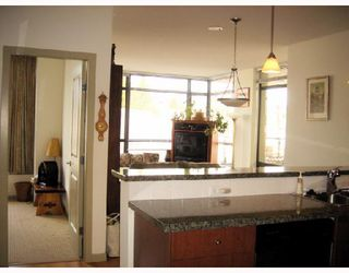 """Photo 6: 603 4132 HALIFAX Street in Burnaby: Central BN Condo for sale in """"MARQUIS GRANDE"""" (Burnaby North)  : MLS®# V655206"""